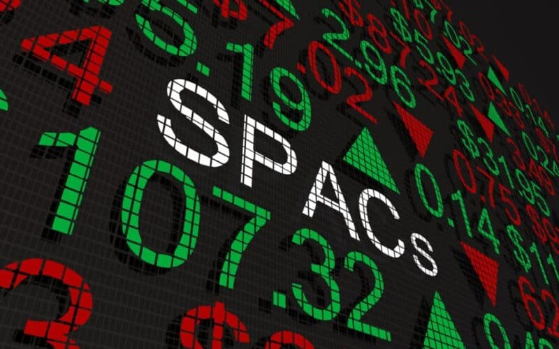 Private equity-backed SPACs